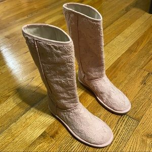 Ugg Lo Pro Lace Boots Ss 7